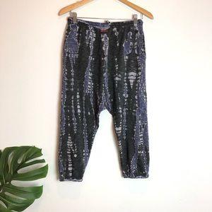 Hard Tail Pants - 2/20Hard Tail Forever Harem yoga crop pants